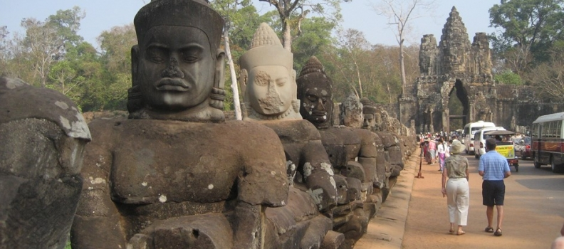 Visions of Vietnam: Tour Extension to Angkor Wat