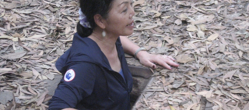 Visions of Vietnam: CuChi + Mekong