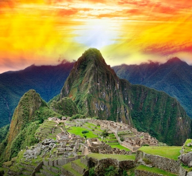 South America: Nazca Lines, Machu Pichu, and the Galapagos Islands